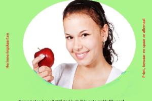 gezond eten, makkelijk afvallen
