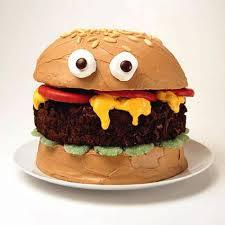 gezonde hanburger