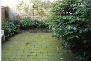 groene tuintegels