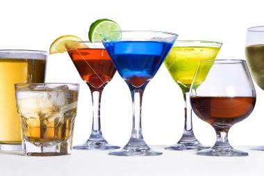 alcoholdrankjes