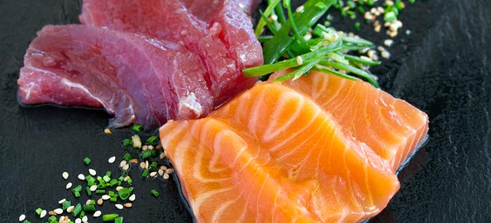 vette vis junkfood of gezond