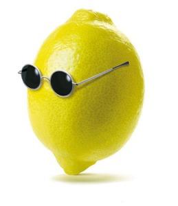 gezonde citroen