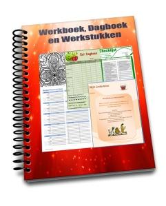 werkboek afvallen