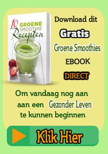 gratis e-book met groene smoothierecepten
