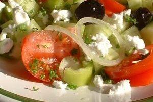griekse boerensalade