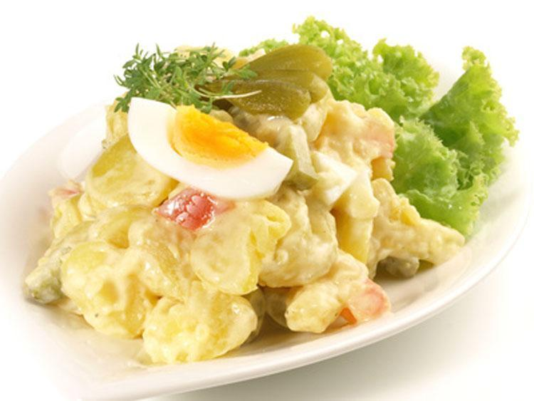 salade met zoete aardappelen en variatietips