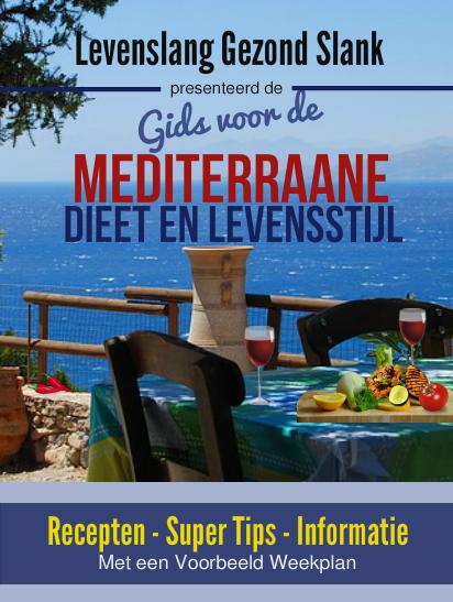 Gids voor de Mediterrane Dieet en levensstijl